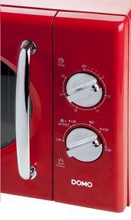 Domo Micro-ondes DO2925 rouge-Détail de l'article