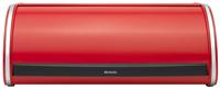 Brabantia boîte à pain avec couvercle coulissant rouge-Détail de l'article