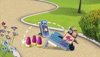 LEGO Friends 41383 L'aire de jeu du hamster d'Olivia-Image 2