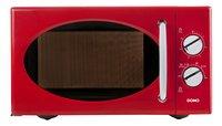 Domo Micro-ondes DO2925 rouge-commercieel beeld