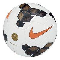 Nike voetbal Premier Team FIFA wit/goud maat 5