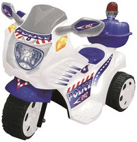 Loko Toys scooter à 3 roues Police