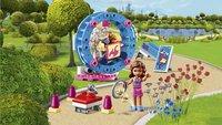 LEGO Friends 41383 L'aire de jeu du hamster d'Olivia-Image 4