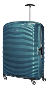 Samsonite Valise rigide Lite-Shock Spinner petrol blue 81 cm-Image 1