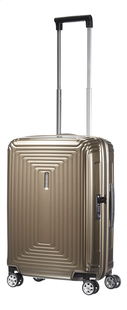 Samsonite Harde reistrolley Neopulse Spinner metallic sand 55 cm-Afbeelding 1