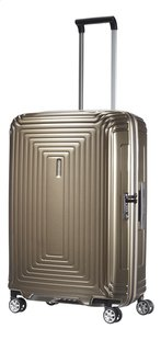 Samsonite Valise rigide Neopulse Spinner metallic sand 69 cm-Image 1