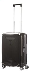 Samsonite Harde reistrolley Neopulse Spinner metallic black 55 cm-Afbeelding 1