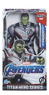 Hasbro figurine articulée Avengers Titan Hero Series Hulk-Avant