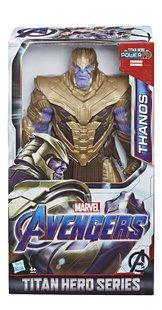 Hasbro figurine articulée Avengers Titan Hero Series Thanos-Avant