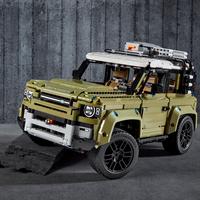 LEGO Technic 42110 Land Rover Defender-Image 4