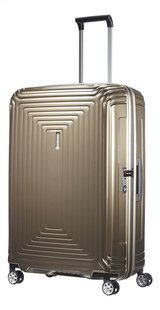 Samsonite Valise rigide Neopulse Spinner metallic sand 81 cm-Image 1