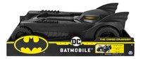 Batman Batmobile The Caped Crusader-Avant