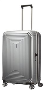 Samsonite Valise rigide Neopulse Spinner metallic silver 69 cm-Image 1