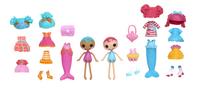 Lalaloopsy Minis speelset Style 'N' Swap zeemeerminnen