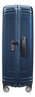 Samsonite Harde reistrolley Neopulse Spinner metallic blue 81 cm-Rechterzijde