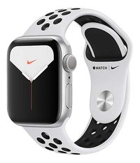 Apple Watch Nike Series 5 40mm silver-Rechterzijde