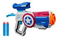Nerf pistolet Avengers Assembler Gear Captain America-Avant