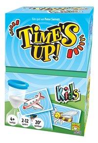 Time's Up Kids! NL-Côté droit