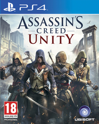 PS4 Assassin's Creed: Unity ENG/FR