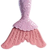 Barbie mannequinpop Dreamtopia Zeemeermin met regenboogstaart-Onderkant