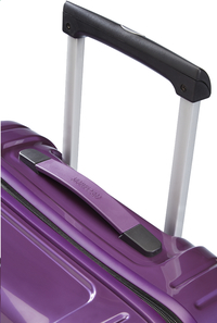 American Tourister Harde reistrolley Vivotec Spinner purple 75 cm-Bovenaanzicht