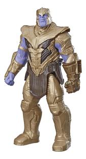 Hasbro figurine articulée Avengers Titan Hero Series Thanos-Côté droit