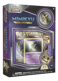 Pokémon Mimiqui Pin Collection