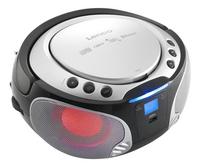 Lenco radio/lecteur CD portable SCD 550 argenté-Détail de l'article