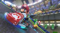 Wii U Mario Kart 8 NL-Afbeelding 1