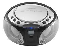 Lenco draagbare radio/cd-speler SCD 550 zilver