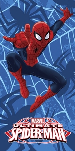 Strandlaken Spider-Man B 70 x L 140 cm