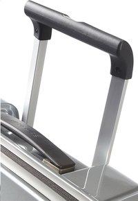 Samsonite Harde reistrolley Neopulse Spinner metallic silver 81 cm-Bovenaanzicht