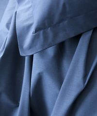 Today Housse de couette Uni coton ciel d'orage 140 x 200 cm-Détail de l'article
