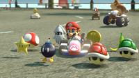 Wii U Mario Kart 8 NL-Image 2