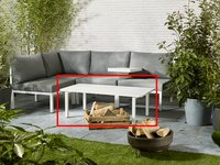 Table basse Selecta modulaire blanc-commercieel beeld