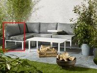 Fauteuil de jardin Selecta modulaire blanc/anthracite-Image 1