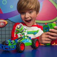 Dickie Toys Toy Story 4 RC Turbo Buggy Buzz-Afbeelding 5