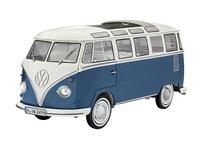 Revell Volkswagen T1 Samba Bus bleu