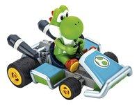 Carrera auto RC Mario Kart Yoshi-Linkerzijde