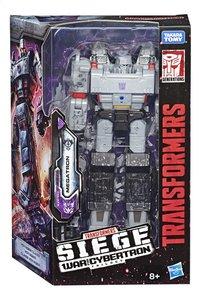 Transformers Siege robot War for Cybertron - Voyager Class - Megatron-Avant