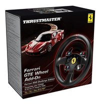 Thrustmaster wheel add-on Ferrari F458 GTE zwart