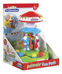 baby Clementoni toupie Animals' Fun Park-Côté gauche