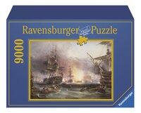 Ravensburger puzzel Bombardement van Algiers