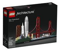 LEGO Architecture 21043 San Francisco-Côté gauche