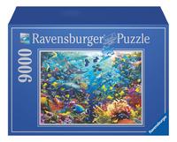 Ravensburger puzzle Paradis aquatique-Vue du haut