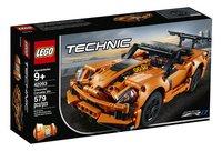 LEGO Technic 42093 Chevrolet Corvette ZR1-Côté gauche
