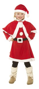 Goodmark verkleedpak Kerstmeisje maat 104/116-Afbeelding 2