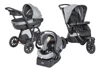Chicco Wandelwagen Trio Active 3 Top dark grey-Artikeldetail