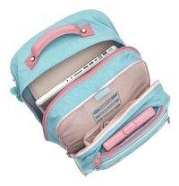 Kipling sac à dos à roulettes Clas Soobin L Bright Aqua C-Détail de l'article