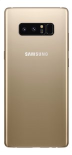 Samsung smartphone Galaxy Note8 Or Topaze-Arrière
